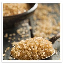 Kvalitný trstinový cukor