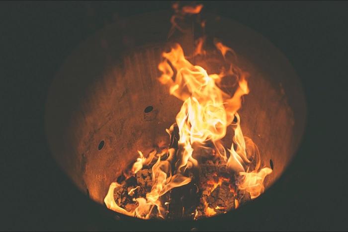 Kotly na drevo bývajú väčšinou v pivnici