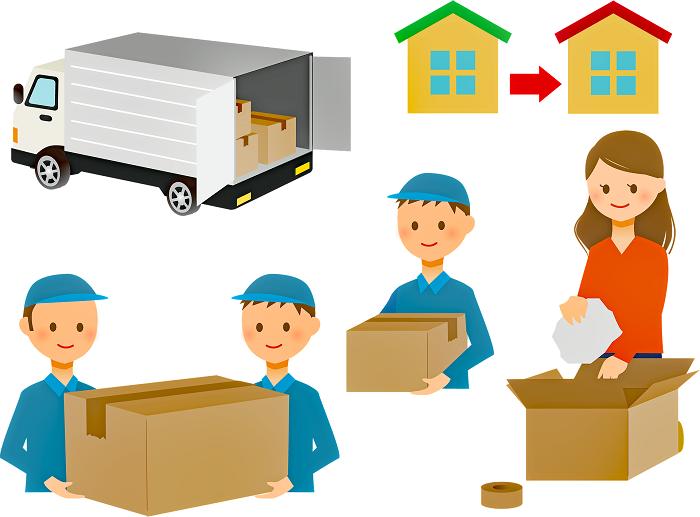 Sťahovanie nábytku cenník pre firmy a osoby