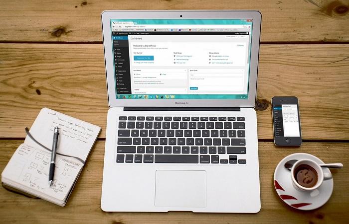 Vytvorenie web stránky s nápadom