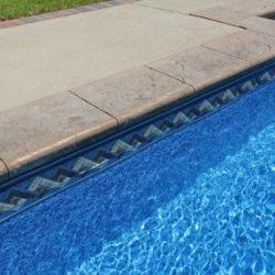 Murovany bazen dlho vydrží